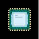 CPU INTEL PENTIUM 200 MMX BP80503200 SL23W/2.8V, SKT 7