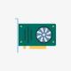 AGP VIDEO CARD REV.F1, SP7300M4 64MB DDR GEFORCE 4 MX440-8X 64MB DDR +TV