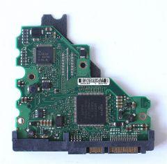 PCB BOARD 100331803 REV B, 100331804 V, FOR HDD 40GB SEAGATE ST340014AS, 9W2015-007