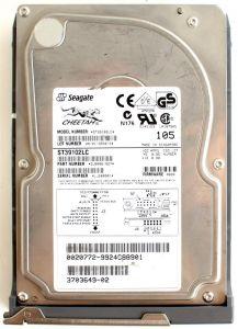 HDD 9GB SCSI,3703649-02,5403966-01,SEAGATE ST39102LC,9J8006-027