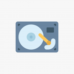 HDD 18.4GB SCSI, SEAGATE ST318437LW 9U2002-001, FW 0105