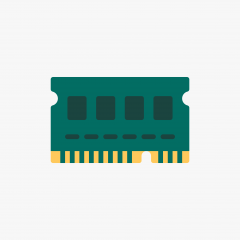 KINGSTON KTT667D2/2G, 2GB, DDR2 667MHZ, SODIMM, 9905295-055.A00LF, 1.8V