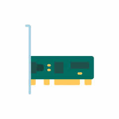 ADVANTECH SBC W/TM5600-500CPU, ETHERNET, VGA, SERIAL, PS2